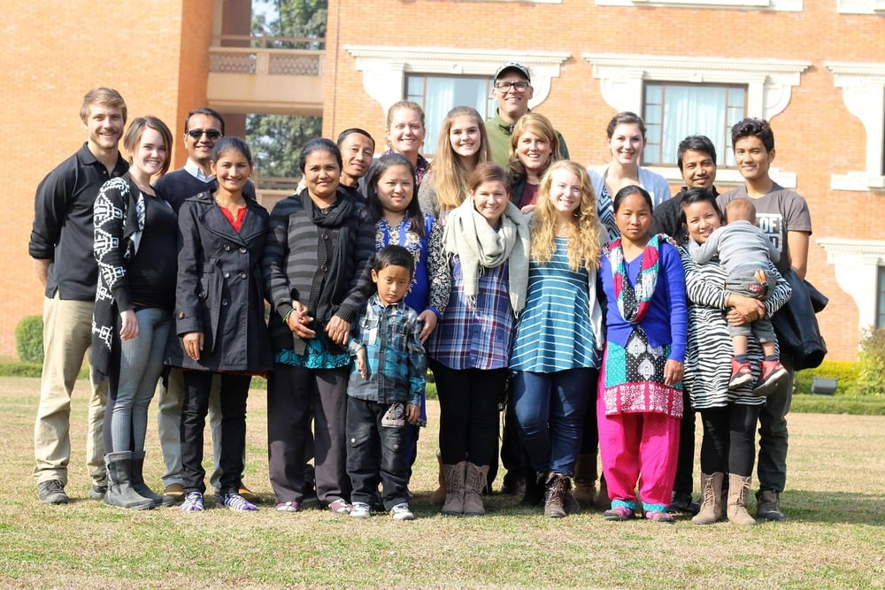 I am so thankful for our Iris Nepal family. Serving Jesus with them has been a great joy!