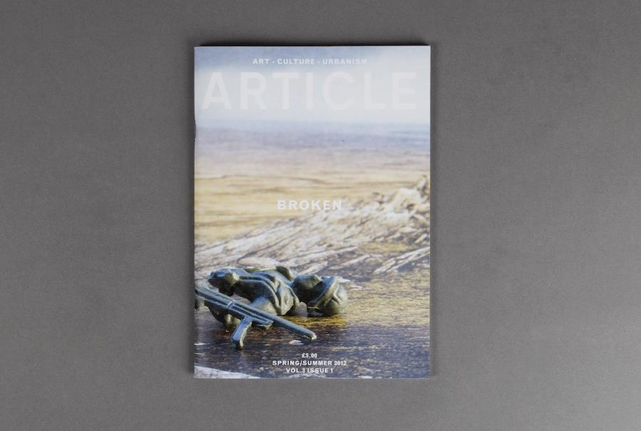 Article Magazine: Broken Issue