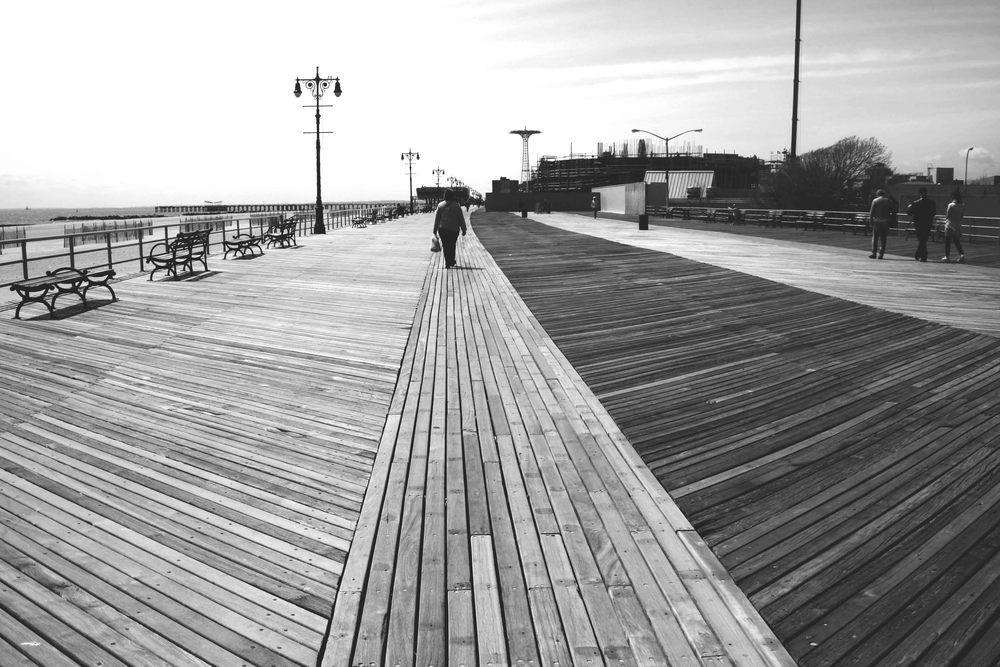 Coney Island Board