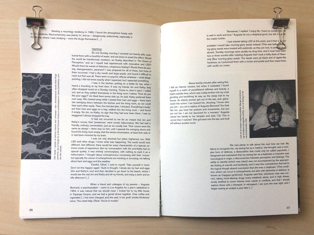 LSD Experiments Magazine