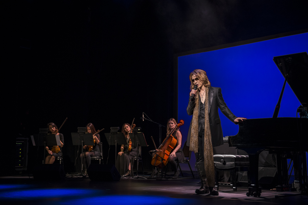 Performing with Yoshiki at SXSW   March 2016   ·  Austin, TX