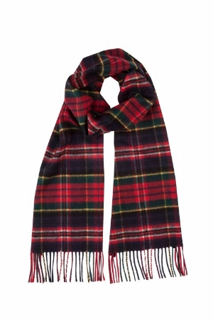 JOHNSONS CASHMERE SCARF £99