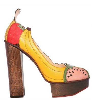 Charlotte Olympia £750