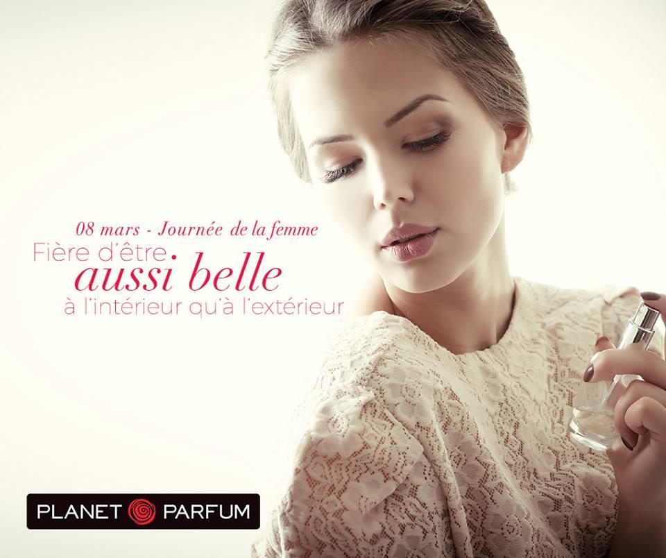 Visuals for Planet Parfum