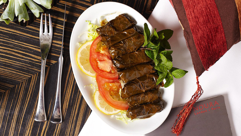 WARAKENAB VINE LEAVES