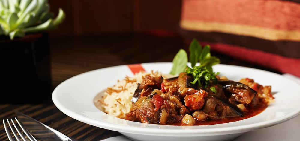 Mousakaat Batenjan with Rice.jpg