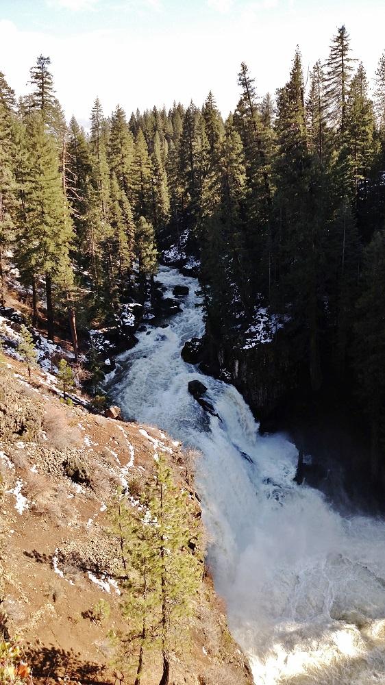 Middle Falls Upper McCloud River