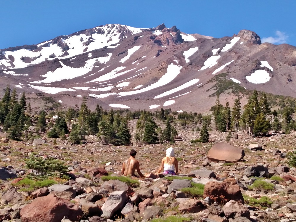Feeling The Zen On Mt. Shasta