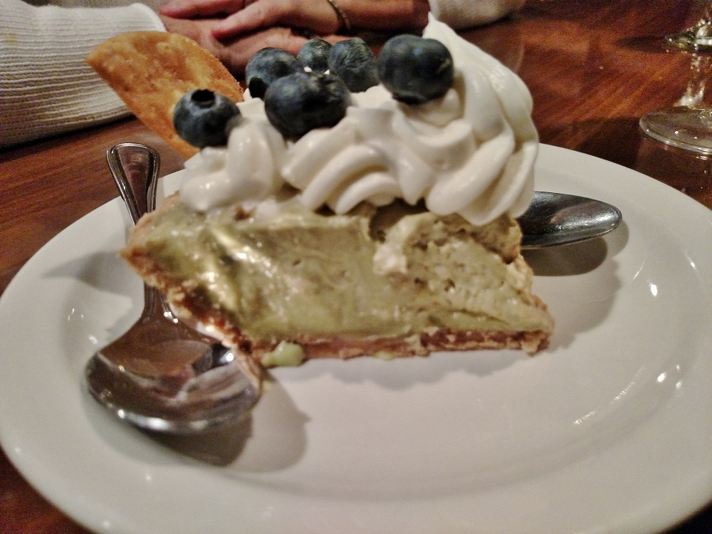 Wyoming Avocado Pie ... Awesome!