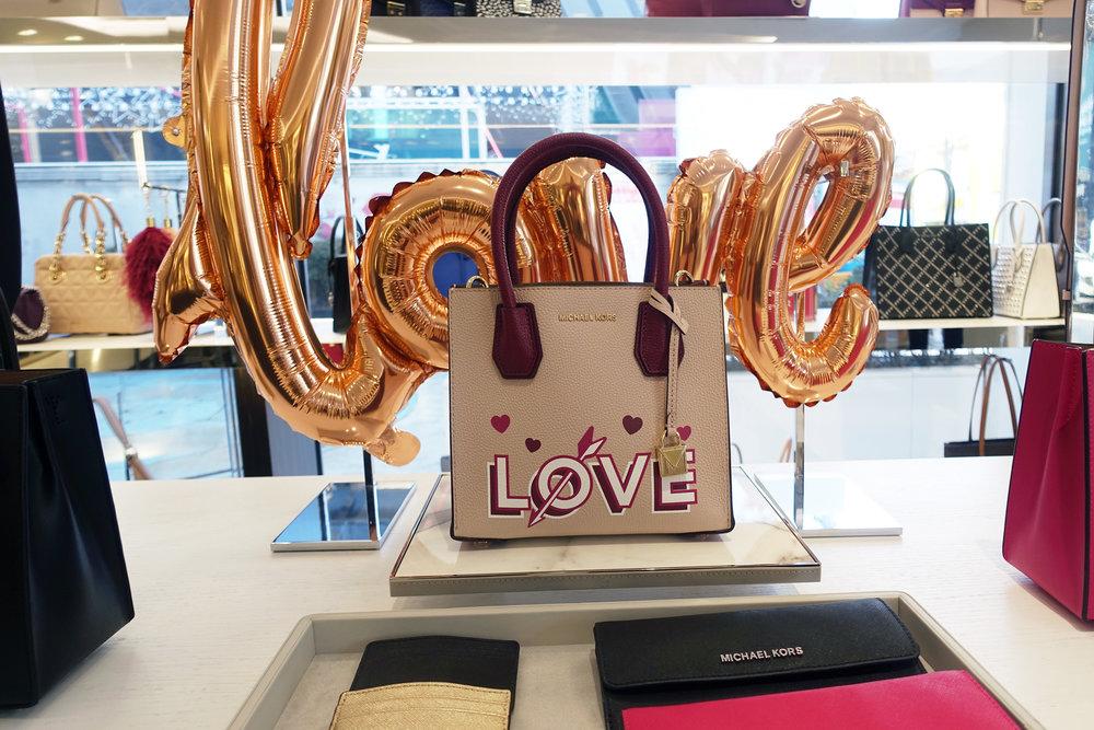 d4e1164d997319 Michael Kors - Garosugil Flagship Store ft. The 2017 Holiday 'Love ...