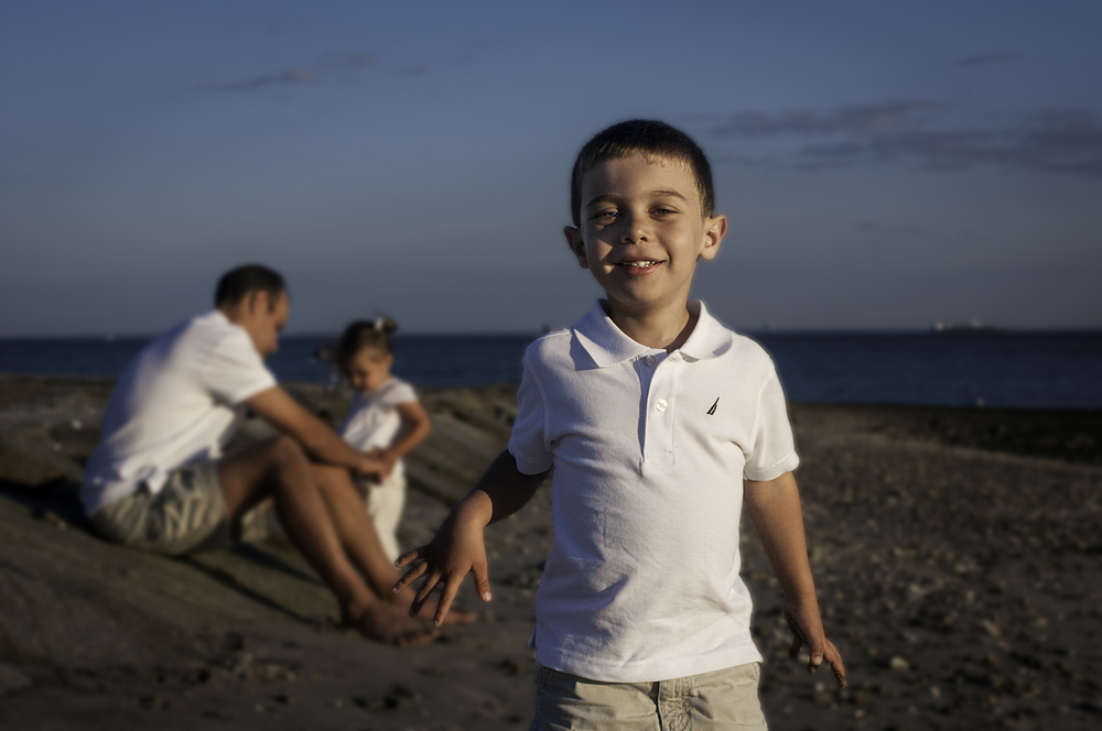 Family photography at  Fairfield Beach, Fairfield, Connecticut