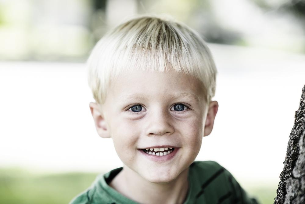Child Lifestyle Portrait