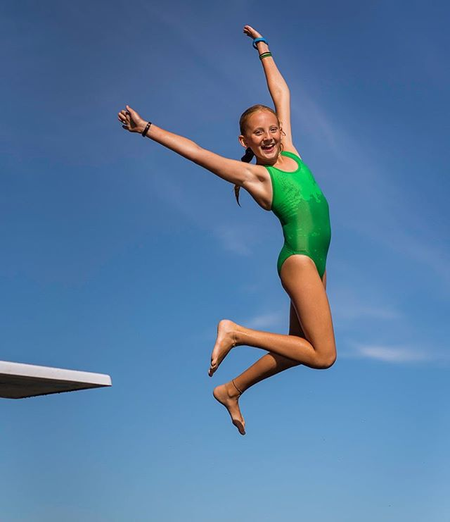 Loving the #highdive at #lsyc #lakesunapee . . . . . . #kidsoutdoors, #newhampshire, #sunapee, #dive, #swim