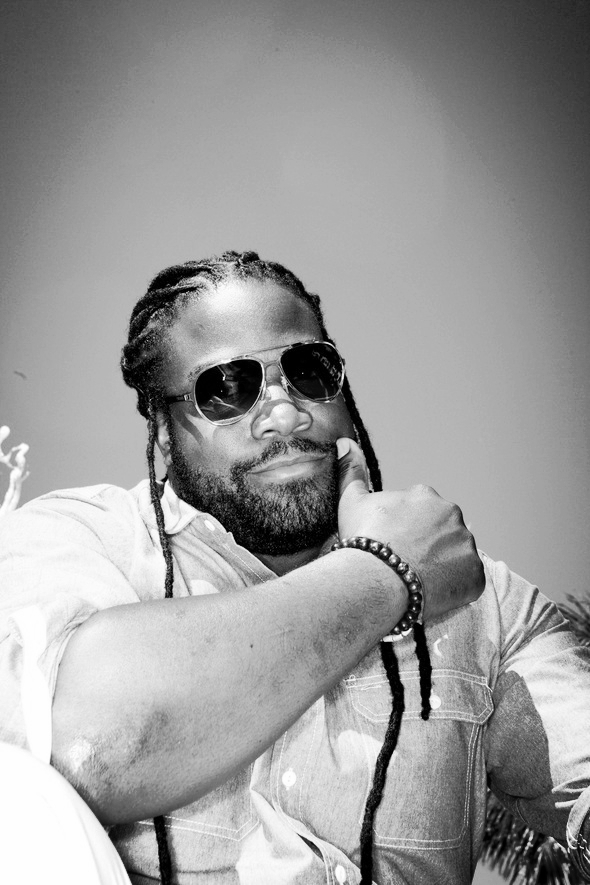 Reggae Recording Artist of Morgan Heritage, Gramps Morgan