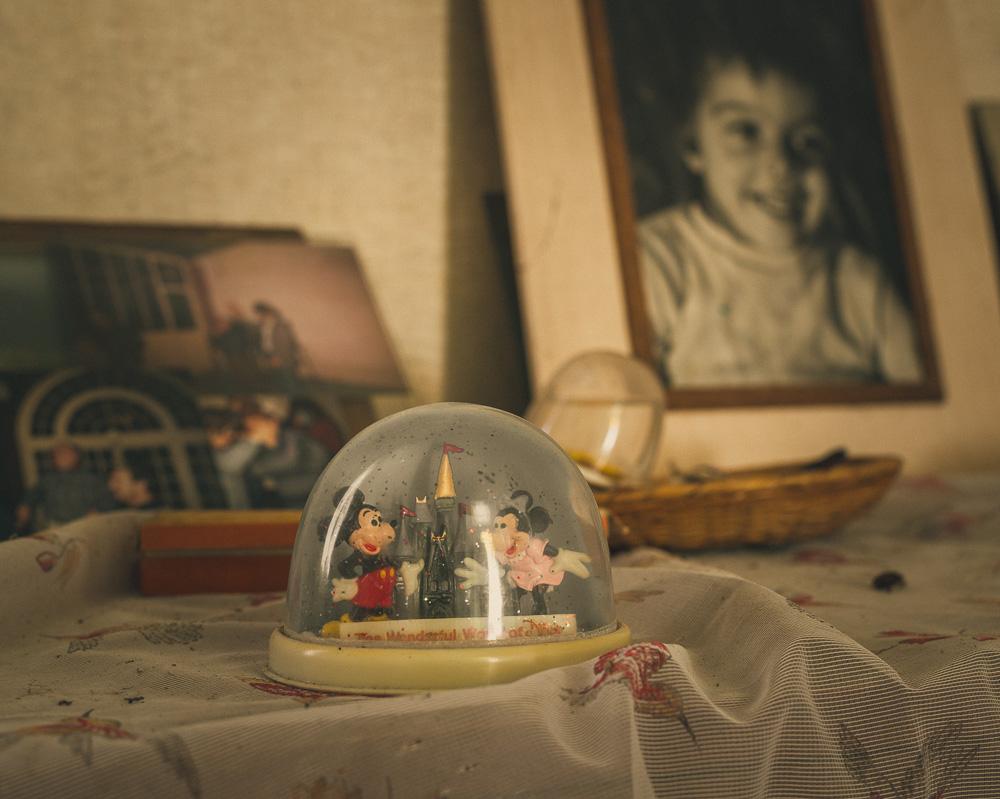 Lieux abandonnés - la maison de Daniel - The wonderful world of Disney