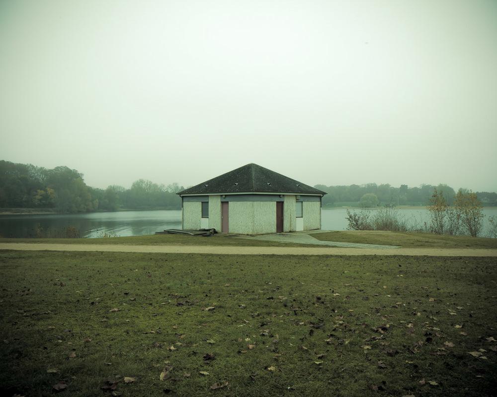Lieux abandonnés - le bon chemin - cabane isolée