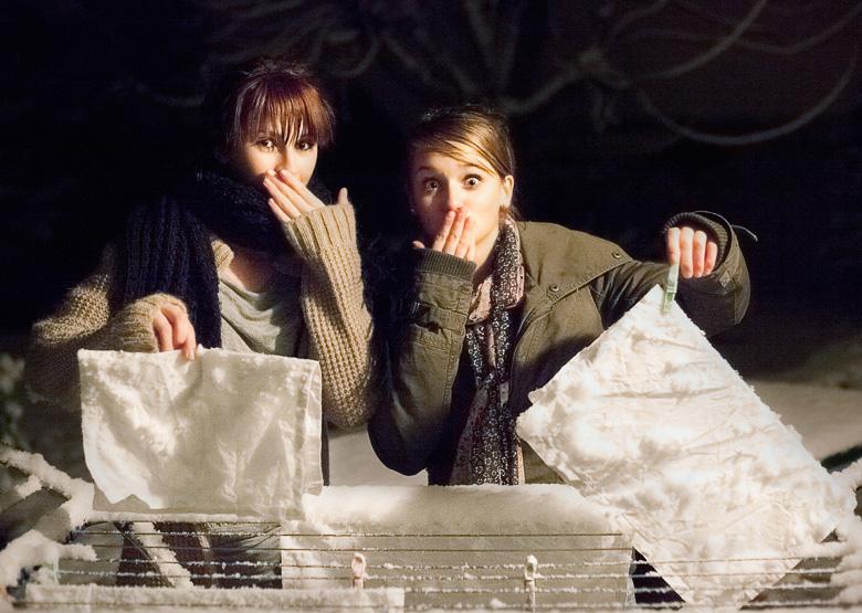 Projet 26 - Gens - La problématique du séchage du linge en hiver