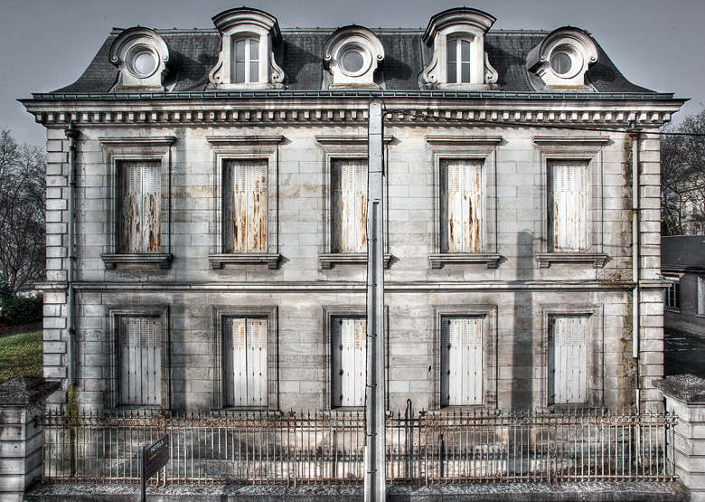 Projet 26 - Habitat - Immeuble à rénover à Orléans
