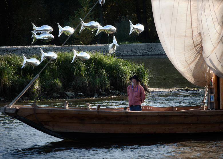 Projet 26 - Temps libre - Regarder les poissons voler aux fêtes de Loire