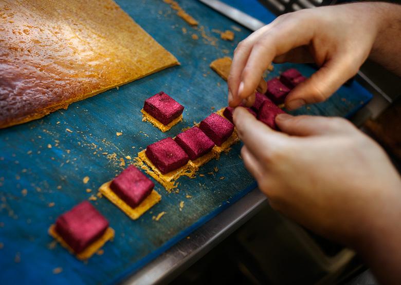Projet 26 - Travail - La cuisine gastronomique à Montlivaut