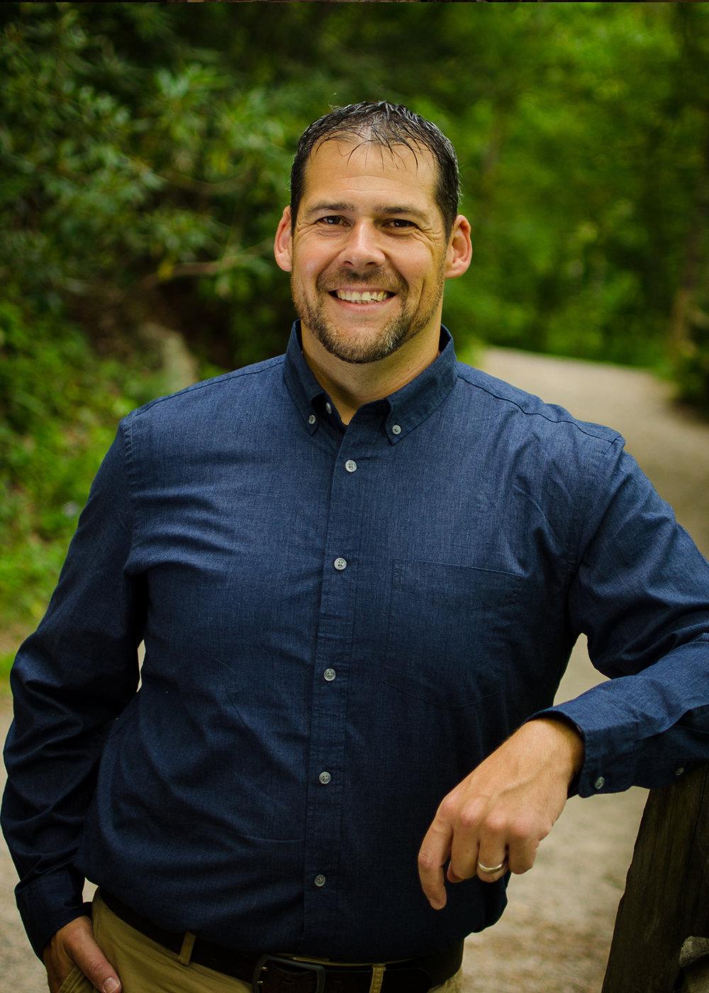 Nick Cerda  Executive Pastor  nick@fellowshipasheville.com