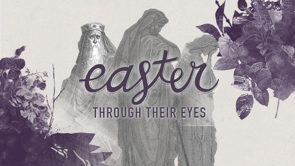 Easter Through Their Eyes