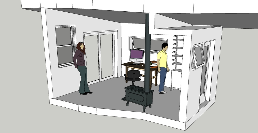 SketchUp Design Addition