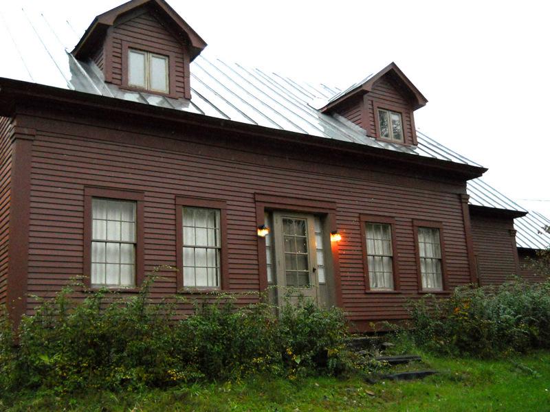 Exterior Renovation Of Old Farmhouse
