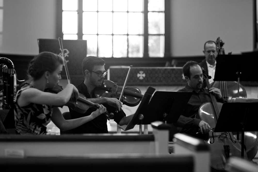 Live performance of Josef Rheinberger's Nonet at Saint Francis in the Fields
