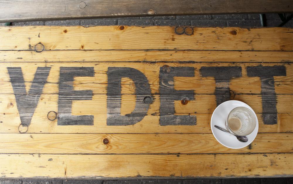 VEDETT - translating brand values