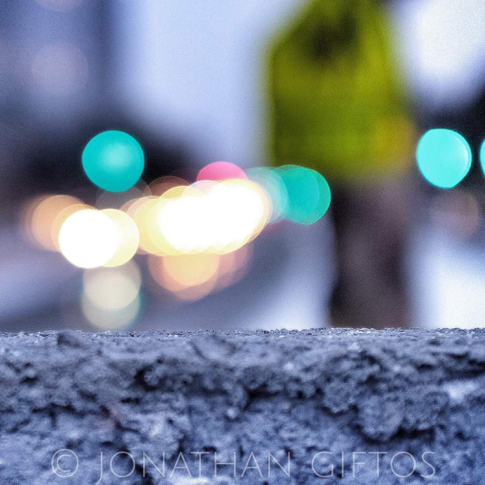 Grand Concourse Bokeh (2015)