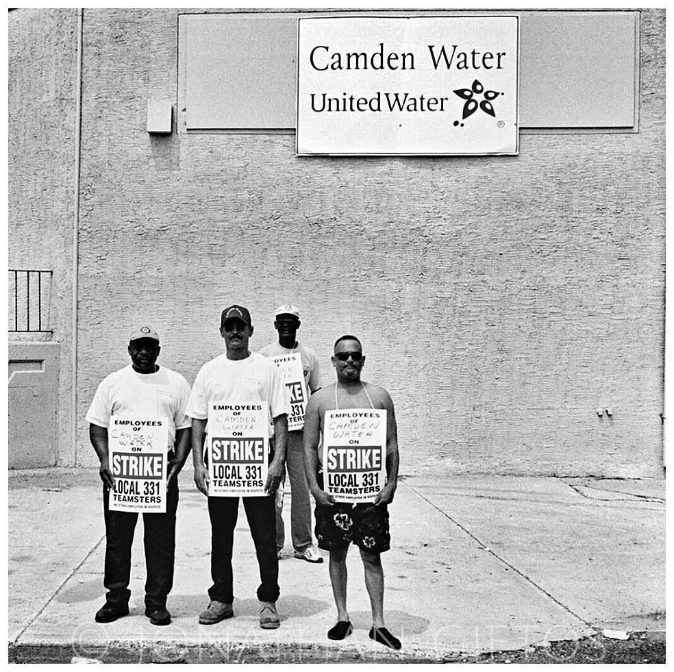 Camden Water Strike (2005)