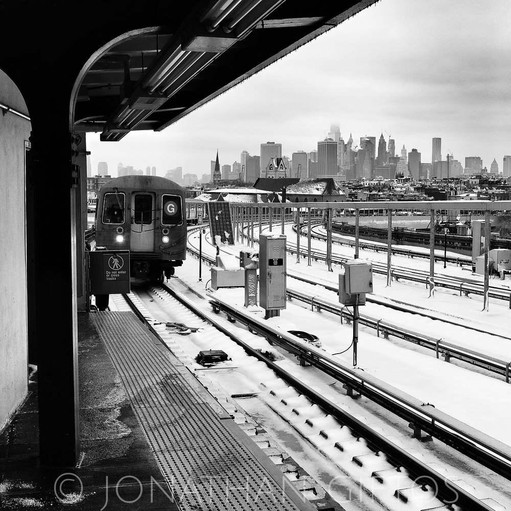 G Train Skyline (2015)
