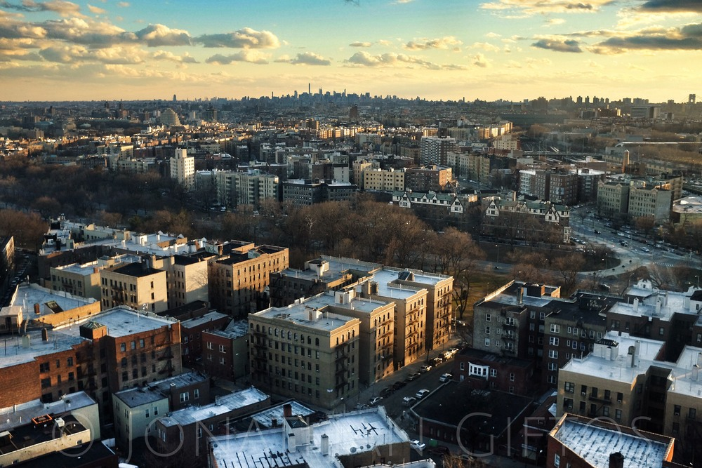 Bronx in the Spring Sun (2015)