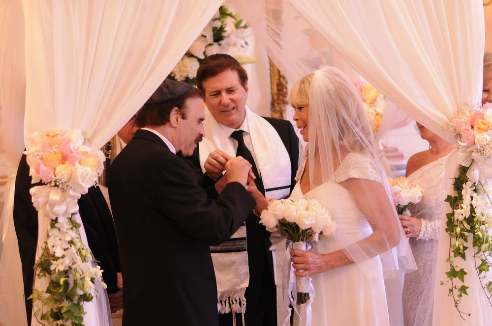 Rabbi Baron Weddings