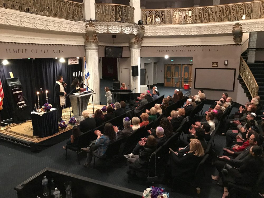 Shabbat Service - 10/20/17