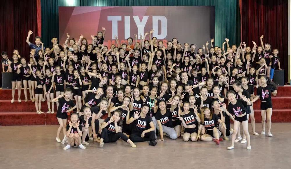 TIYD Master Class 2016 - Beijing, China