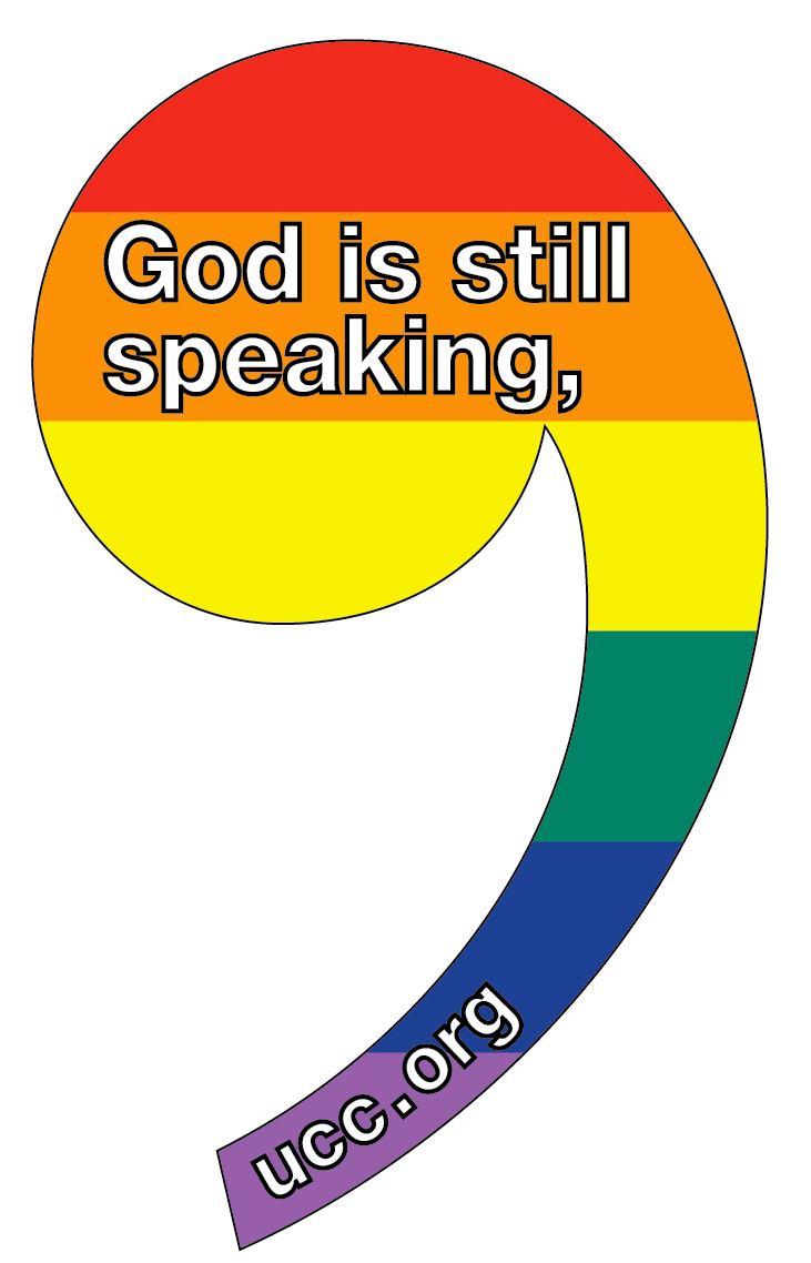 God is Still Speaking Graphic