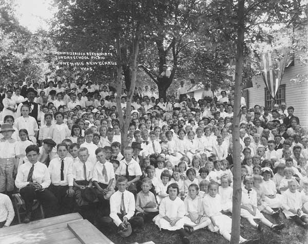 Sunday School Picnic   |    June 30, 1915