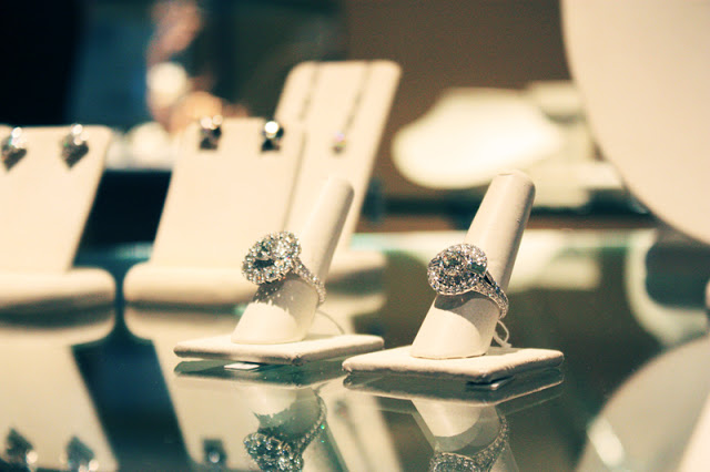 Maria Canale for Forevermark Neiman Marcus locations