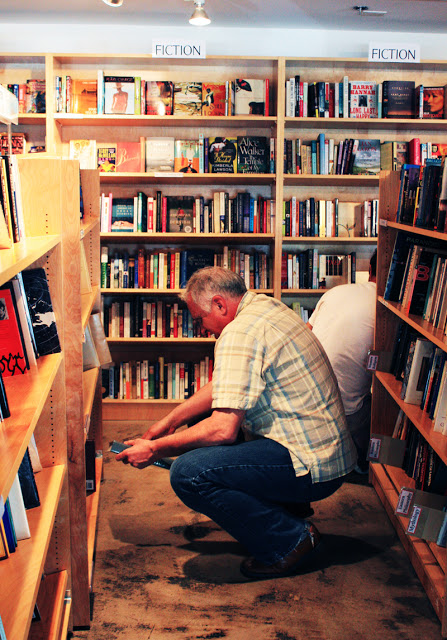 lEFT bANK bOOKS DOWNTOWN ST LOUIS LOUIS PATTAN