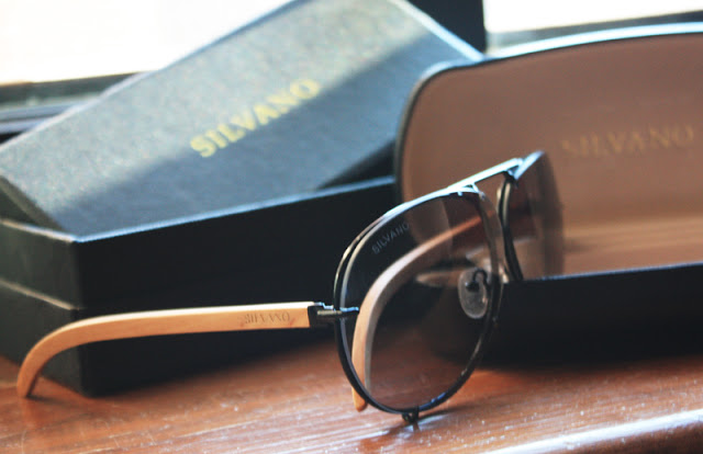 Sunglasses by Silvano Apparel by St. Louis lifestyle blog