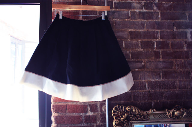 Miss Wu by Jason Wu Pleated Skirt by St. Louis Fashion Blogger
