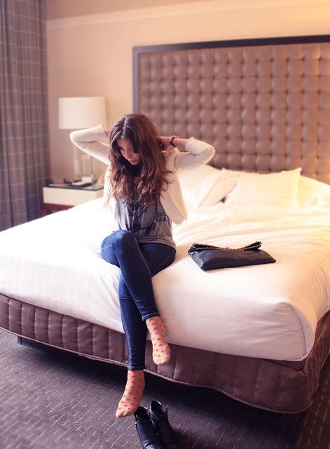 St. Louis Hotel Staycation Best Spot Hyatt Regency The Arch