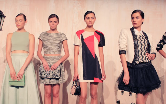 Alive & Olivia Spring Summer 2014 Collection NYFW SS14