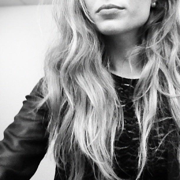 St. louis fashion - blonde hair