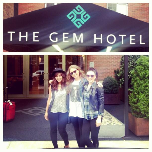 NYC hotel hosts Blogger Midtown West NY Hotel