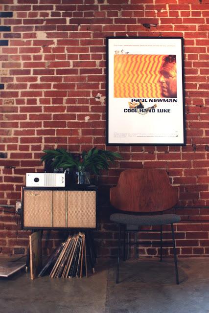 Kofod Larsen Mid Century Chair Danish Modern St. Louis