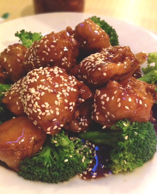 Best STL Food: Vietnamese Sesame Tofu at Lemongrass on South Grand