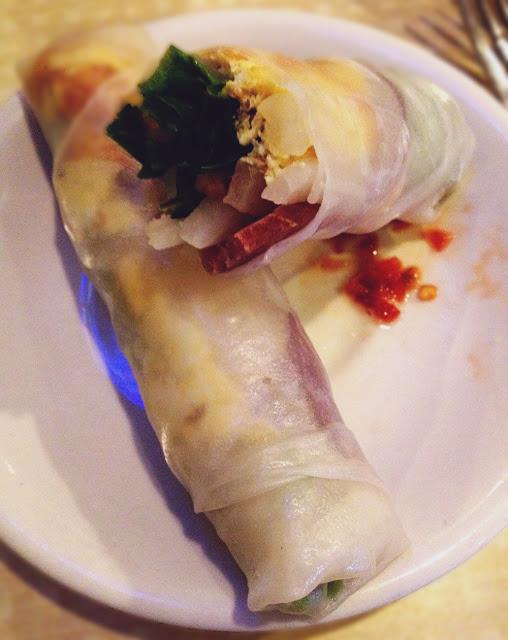 Best STL Food: Vietnamese Spring rolls at Lemongrass on South Grand